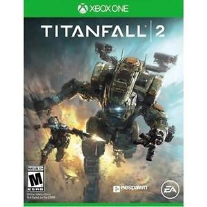 Titan Fall 2 Xbox One - Xbox One exclusive - ESRB Rated M - Multiplayer And si