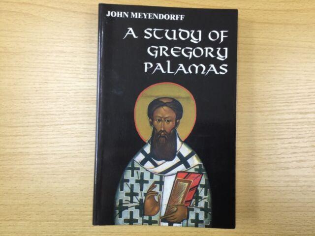Study of Gregory Palamas by Meyendorff, John