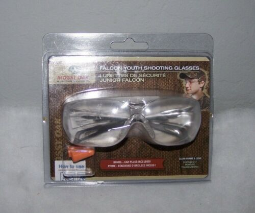 Details about  /Mossy Oak Falcon Youth Shooting Glasses