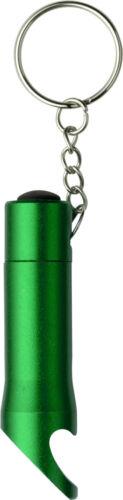 grün 3 LED`s Metall 40 x LED-Lampe /'Keylight/' OHNE Werbung