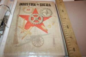 7 INDUSTRIA DE GUERRA CUPONES DE RACIONAMIENTO FALSO, LUGO-GALICIA, 1937