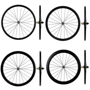 Cyclocross-Wheels-Carbon-Bike-Bicycle-Disc-Wheelset-Novatec-411-412-6-Bolts