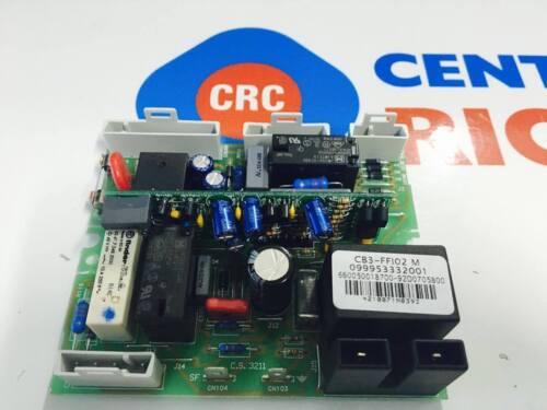 SCHEDA CBM AT-FFI2 RICAMBIO CALDAIE ORIGINALE MTS GROUP CODICE CRC953332