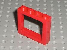 Fenetre LEGO train red window 6556 / Set Harry Potter 4758 4708 3407 3225 7905