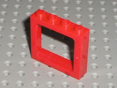 Fenetre LEGO train red window 6556 Set Harry Potter 4758 4708 3407 3225 7905