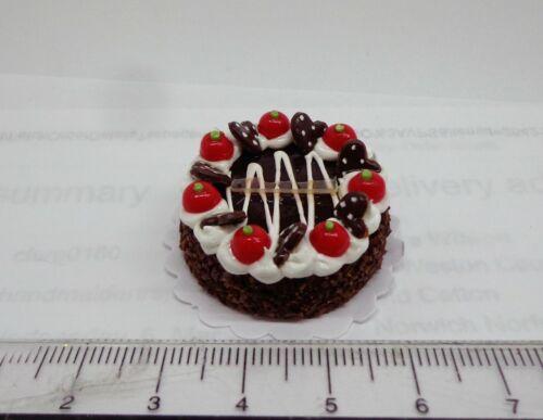 Escala 1:12 Casa de Muñecas en Miniatura Hecho a Mano Torta B