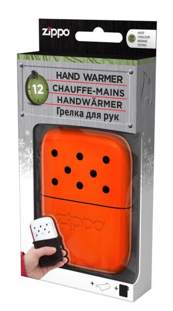 ZIPPO Handwärmer Taschenwärmer Blaze Orange matt neu+ovp  60001660