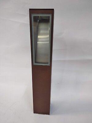 Paletto luminoso PIN H40 FRANCESCONI 610138.3.06, in ALLUMINIO E VETRO, LED10,5W   eBay