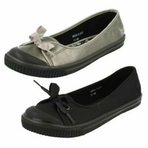 Girls-Startrite-Angry-Angel-Casual-Flat-Pumps-039-Diva-039
