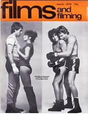 FILMS AND FILMING August 1979 - George Roy Hill & Franco Zeffirelli interviews