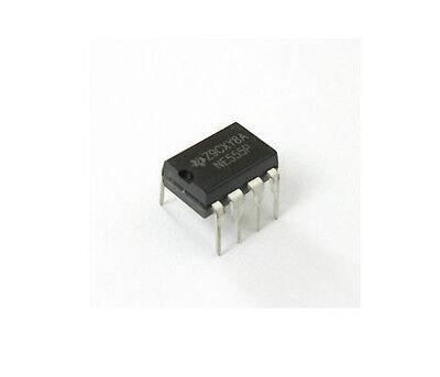 12PCS NE555P NE555 DIP-8 SINGLE BIPOLAR TIMERS IC NEW