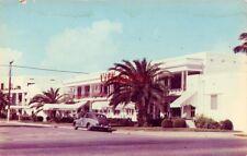 KENMAE APARTMENTS MIAMI BEACH, FL. Wm. J. and Marietta Kennedy Circa 1940 auto