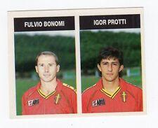 figurina CAMPIONI E CAMPIONATO 90/91 1990/91 N. 429 MESSINA BONOMI, PROTTI