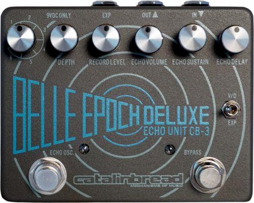 Catalinbread Belle Epoch Deluxe Tape Echo Delay Guitar Effects Pedal!