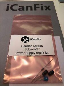 HKTS210SUB/230 power supply repair set HKTS210SUB HKTS210 Harman Kardon sub R23
