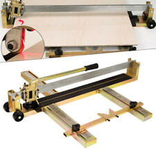 Manual Tile Sawing Cutting Machine Thickened Solid Rail Floorwall Tile Cutter