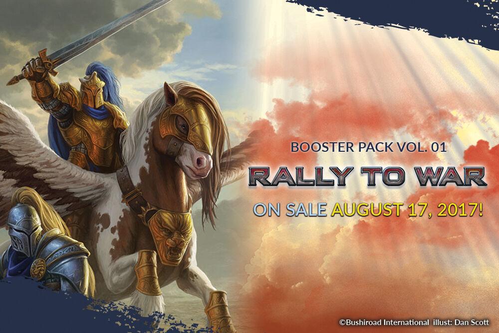 Dragoborne tcg  rallye war booster box [db-bt01] - erste ausgabe -