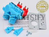 NEW 3360392 WASHER WATER INLET VALVE FOR WHIRLPOOL, KENMORE, ROPER, SEARS