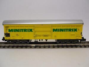 MINITRIX-Schwenkdachwagen-32723