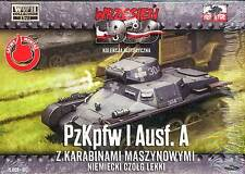 1/72 First to fight PL1939-002 German light tank Pz.Kpfw. I Ausf. A with MGs