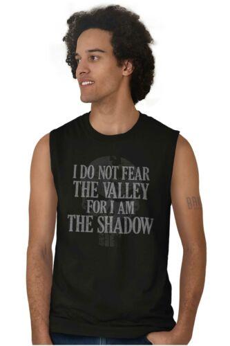 Do Not Fear Valley I Am Shadow ShirtUSA 2nd Amendment Gun Sleeveless T Shirt