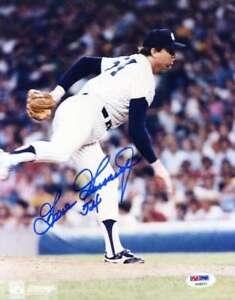 GOOSE-GOSSAGE-PSA-DNA-Coa-Hand-Signed-8x10-Photo-Authentic-Autograph