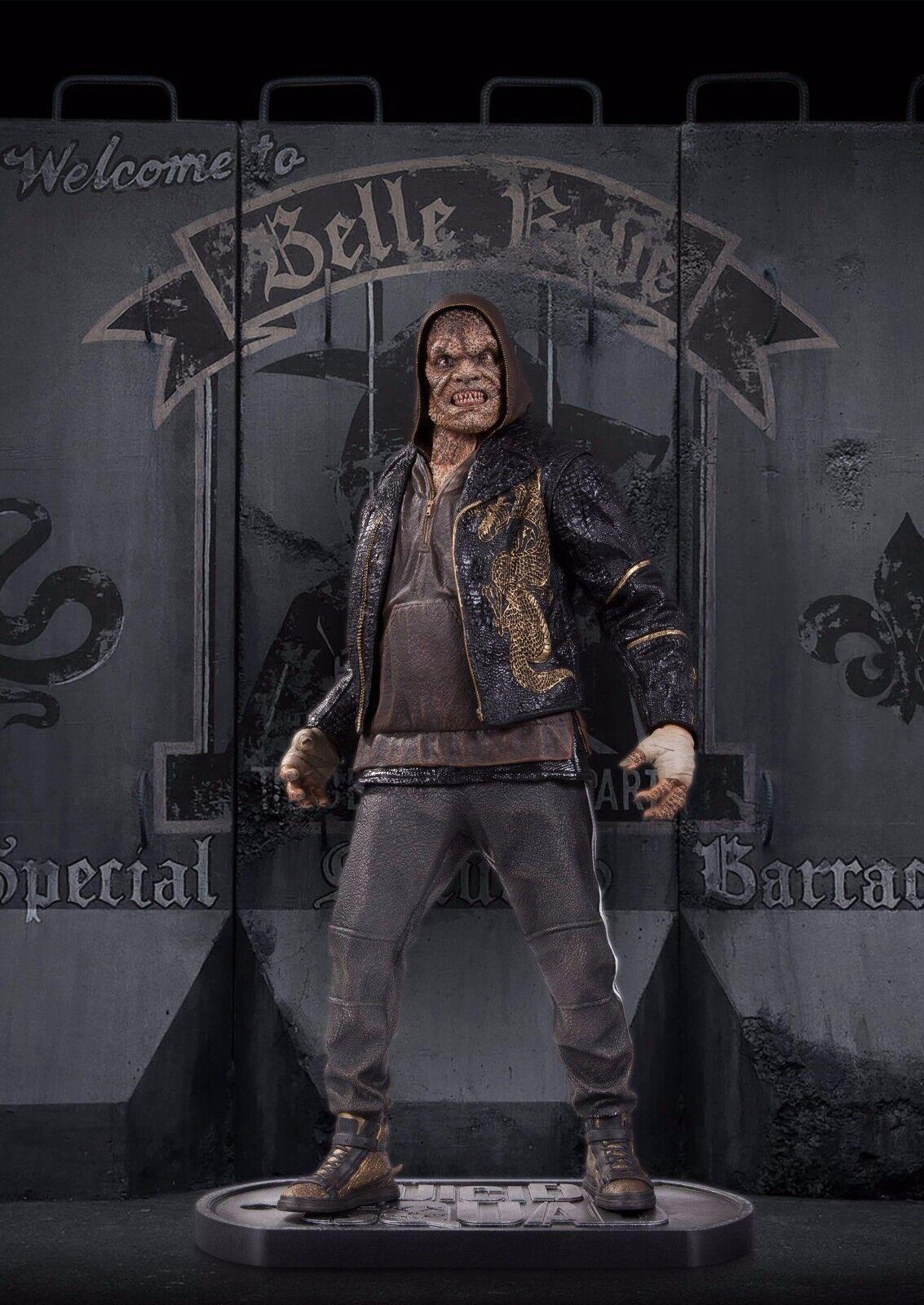 Suicide Squad KILLER CROC Alterton Statue