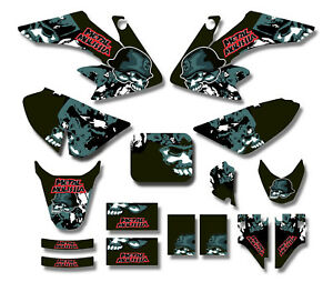 Image Is Loading 3M METAL MULISHA Decals Graphics Sticker Kit CRF50