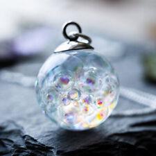 10 Miniature little glass magic fairy bubble balls 5mm