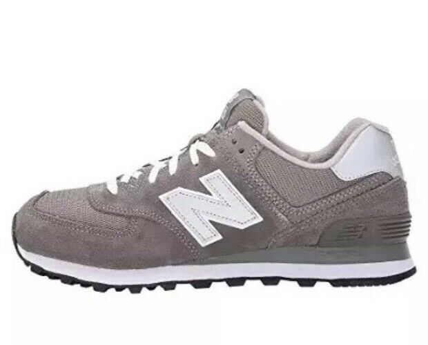 New Balance 574 Classics Sneakers Grey Men Sz 8.5 D 1007