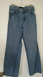 Boys-18-Regular-Old-Navy-Loose-Fit-Jeans-Denim-Dungarees-Distressed