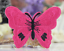 miniature 9 - Butterfly Patches Butterflies Embroidered Iron On Sew On Patch Badges Transfers