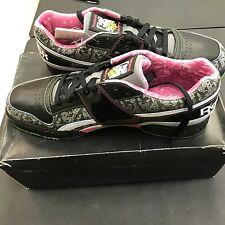 New in Box Reebok pro legacy rbc men shoes black/gray/purple/blue/green sz9
