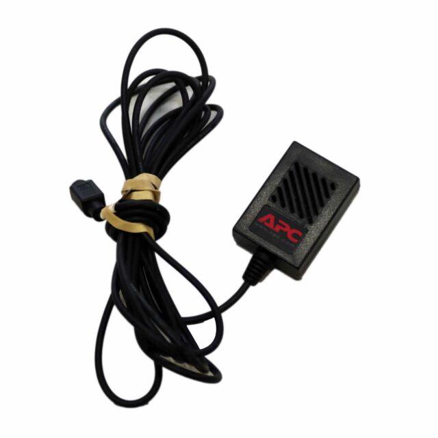 APC AP9512TBLK Temperature Monitoring Sensor Probe