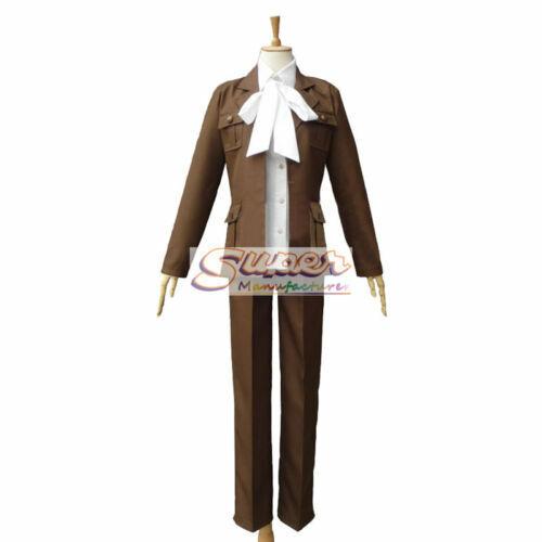 APH Hetalia Axis Powers Norway Uniform COS Clothing Cosplay Costume