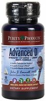 Purity Products - Dr. Cannell's Advanced Vitamin D Men's Formula - 60 Capsules