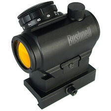 Bushnell TRS-25 3 MOA Red Dot Gun Sight Rifle-Scope with Hi-Rise Picatinny Mount