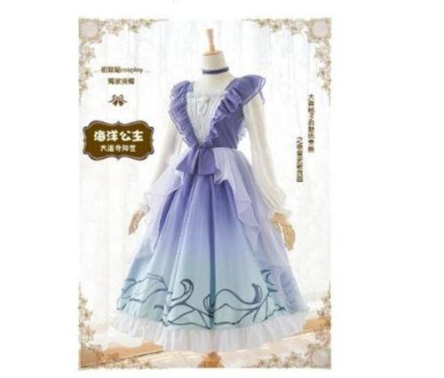 CARDCAPTOR SAKURA Sakura Tomoyo Daidouji Marine princess lo dress lolita freeshi