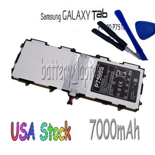 1S2P SP3676B1A SP3676B1A For SAMSUNG GALAXY 10.1IN TABLET GT-P5113 BATTERY USA