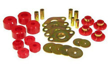 Prothane Body Mount Bushing Insert Kit Toyota Pick Up / Tacoma Truck 89-04 (Red)