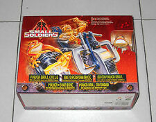 SMALL SOLDIERS Moto perforatrice NUOVO Power Drill Cycle Hasbro 1998