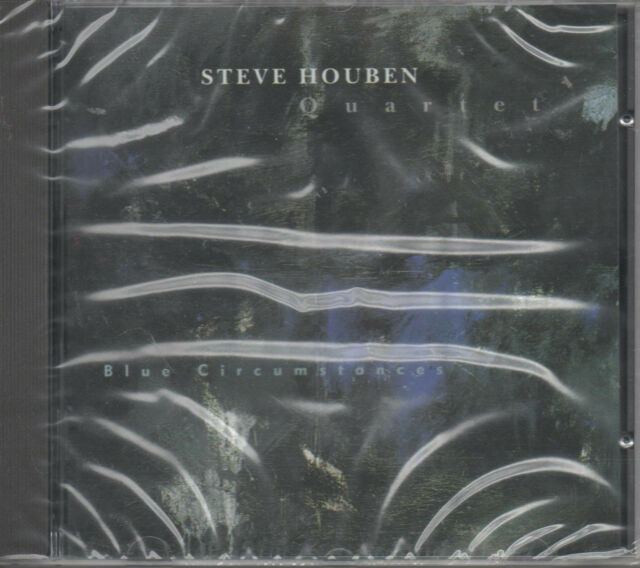 Steve Houben Quartet Blue Circumstances CD NEU Silent Sorrow Under The Sun