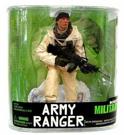 Military Series 7 Army Ranger Arctic Ops Action Figure [Random Ethnicity]