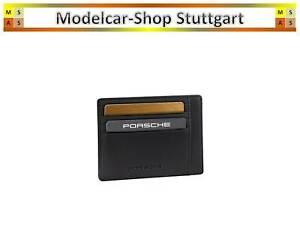 Auto & Motorrad: Teile Sonstige Porsche Kreditkartenhalter Aus Original-fahrzeuginterieurleder Fabrikneu