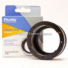 Phottix Lens Mount Adapter Ring - Nikon Ai/Sony NEX - NEW