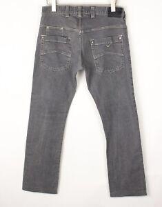 Armani Jeans Hommes J08 Standard Droit Slim Extensible Taille W32 L28 BEZ607