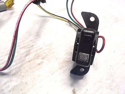 1986 1988  FORD THUNDERBIRD  COUGUAR ANTENNA SWITCH NEW ORIGINAL
