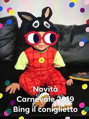 fascino dei costi vendita più calda varietà di stili del 2019 Bing Costume Carnevale Tg 12 Mesi PROMO 34,99€ | eBay