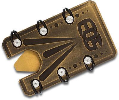 EOS Titanium 2.0 Wallet Gold WAL/_2/_RW