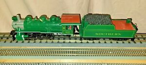 MTH Rail King O Scale USRA 0-6-0 Steam Switcher Southern w/ Proto Sounds 2 #1681